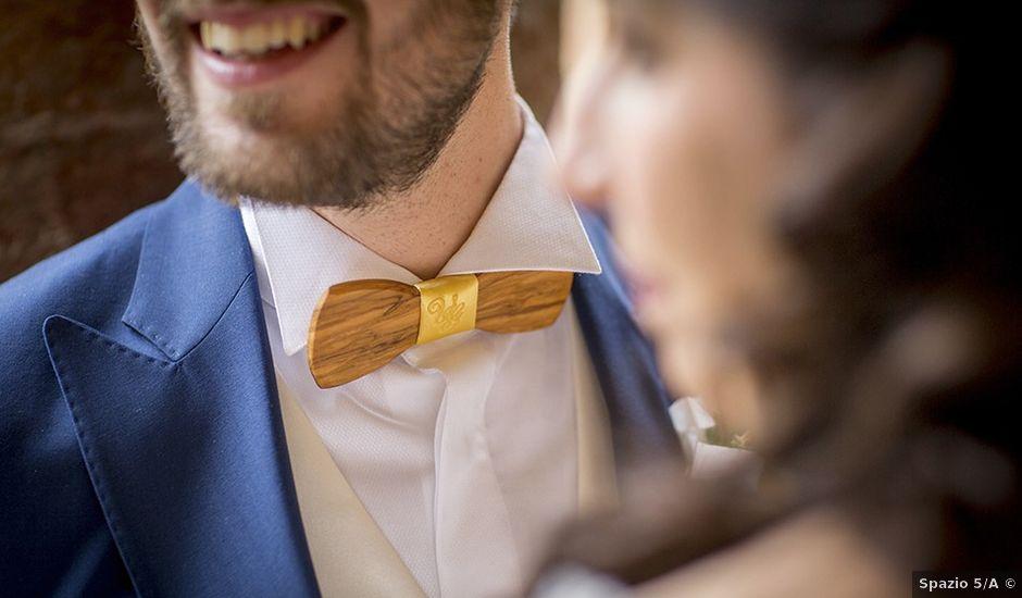 Il matrimonio di Vittorio e Giovanna Andrea a Busseto, Parma