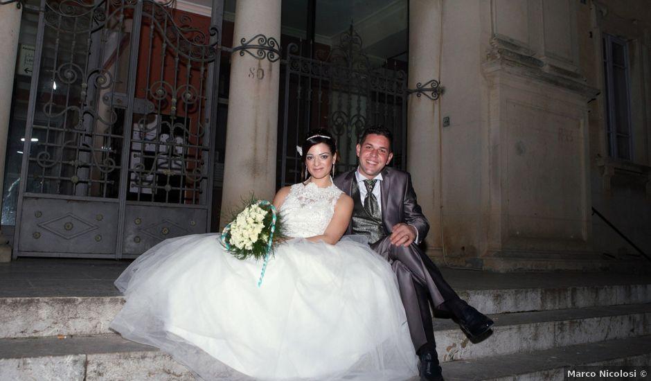 Il matrimonio di Andrea e Grazia a Acquedolci, Messina