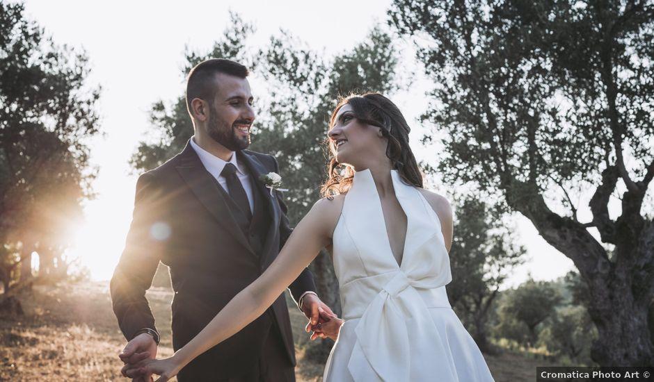 Il matrimonio di Giusy e Alessandro a Rende, Cosenza