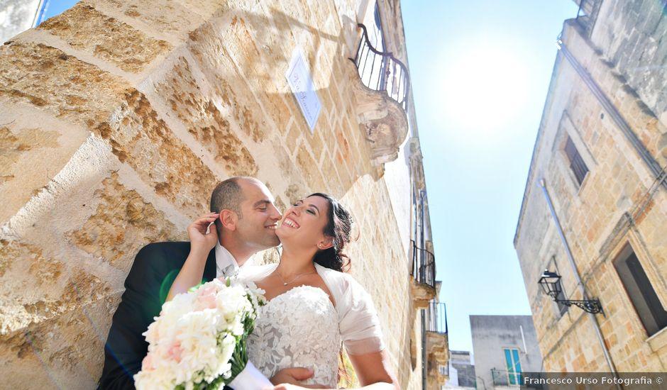 Il matrimonio di Giovanni e Cristina a Francavilla Fontana, Brindisi