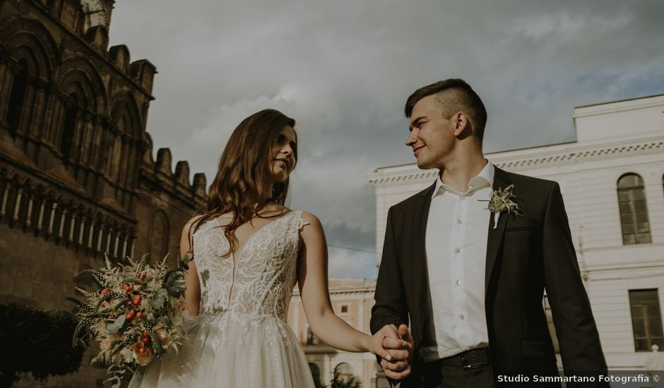 Il matrimonio di Yulia e Olexander a Palermo, Palermo