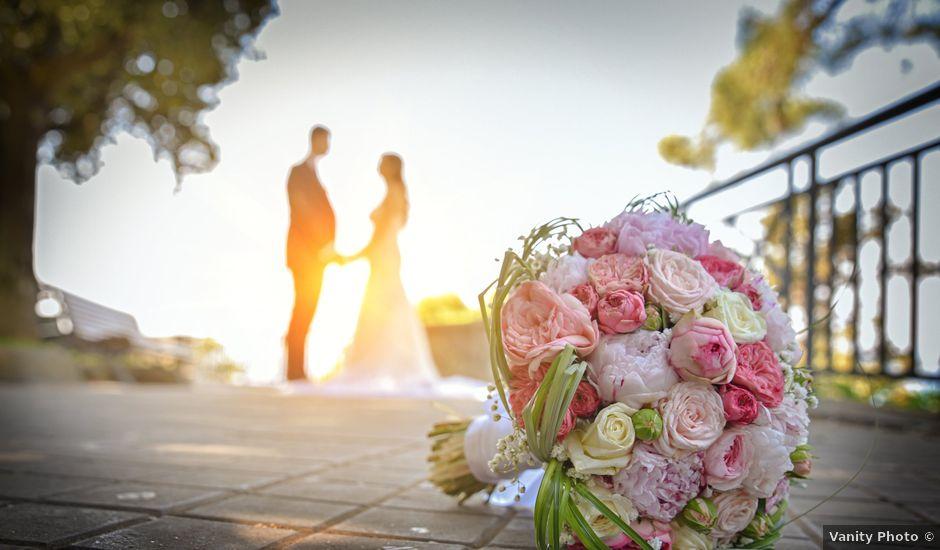 Il matrimonio di Lina e Mario a Castellammare di Stabia, Napoli
