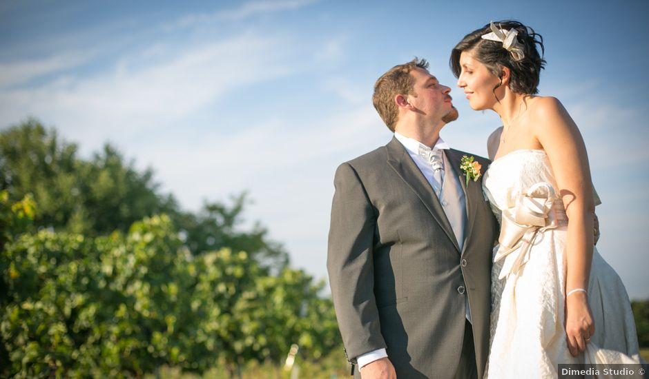 Il matrimonio di Gianluca e Laura a Riolo Terme, Ravenna