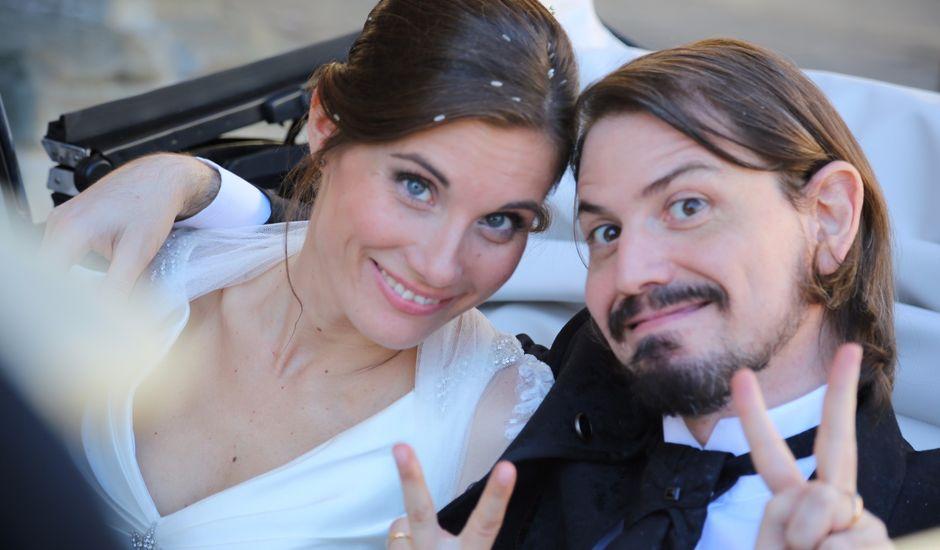 Il matrimonio di Elena e Lucio a San Giovanni Valdarno, Arezzo