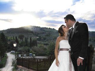 Le nozze di Carina e Stefano