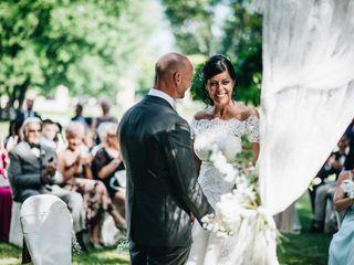 Le nozze di Consuelo e Stefano