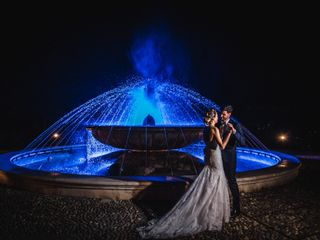 Le nozze di Giusy e Manuel