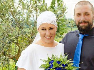 Le nozze di Elga e Andrea