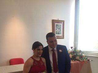 Le nozze di Daniela e Gaetano 1