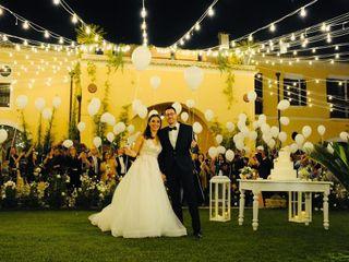 Le nozze di Sergio e Valentina