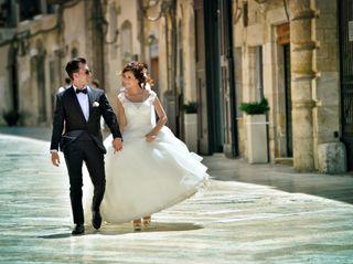 Le nozze di Ramona e Salvatore
