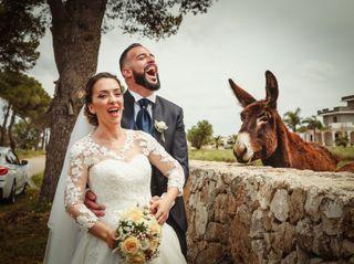 Le nozze di Roberta e Tonio