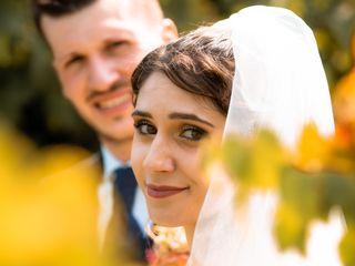 Le nozze di Martina e Micheal 1