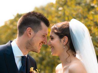 Le nozze di Martina e Micheal