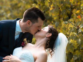 Le nozze di Martina e Micheal 3