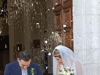 Le nozze di Donatella  e Alfonso  1
