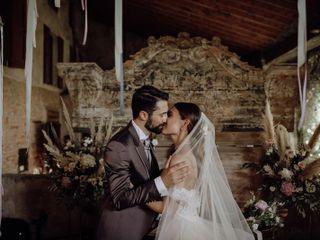 Le nozze di Alice D'Adda e Matteo Sabotti