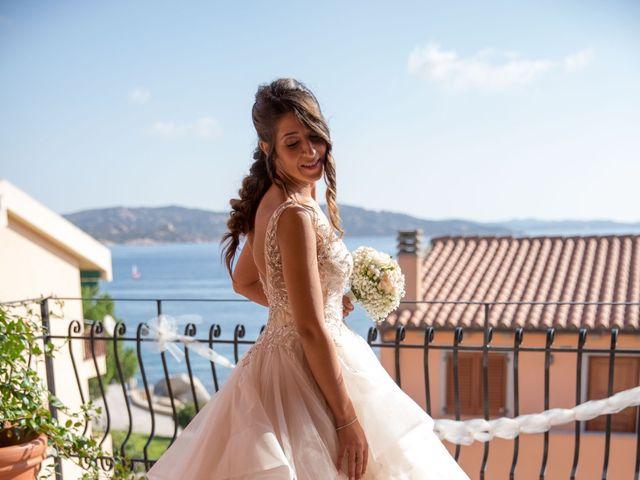 Il matrimonio di Riccardo e Silvia a Arzachena, Sassari 8