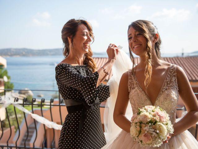 Il matrimonio di Riccardo e Silvia a Arzachena, Sassari 9