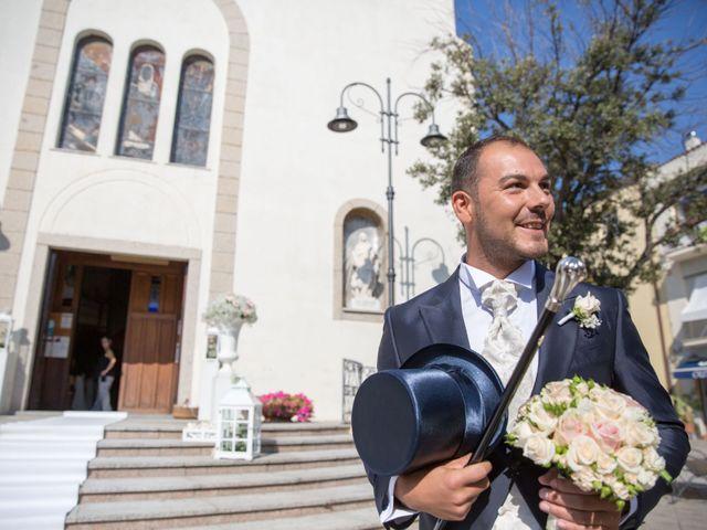 Il matrimonio di Riccardo e Silvia a Arzachena, Sassari 10