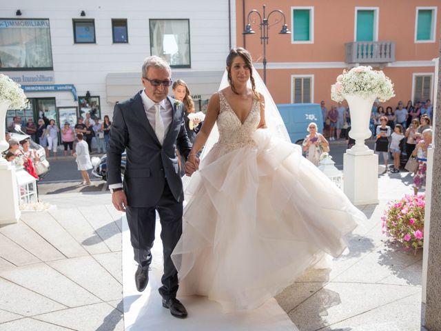 Il matrimonio di Riccardo e Silvia a Arzachena, Sassari 13
