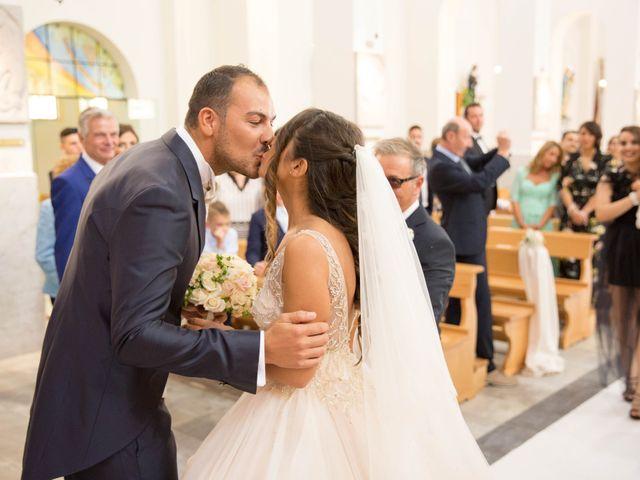 Il matrimonio di Riccardo e Silvia a Arzachena, Sassari 14