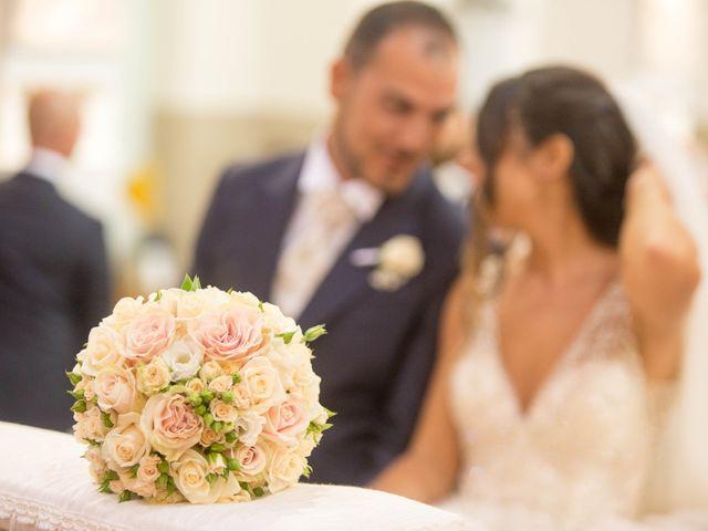 Il matrimonio di Riccardo e Silvia a Arzachena, Sassari 20