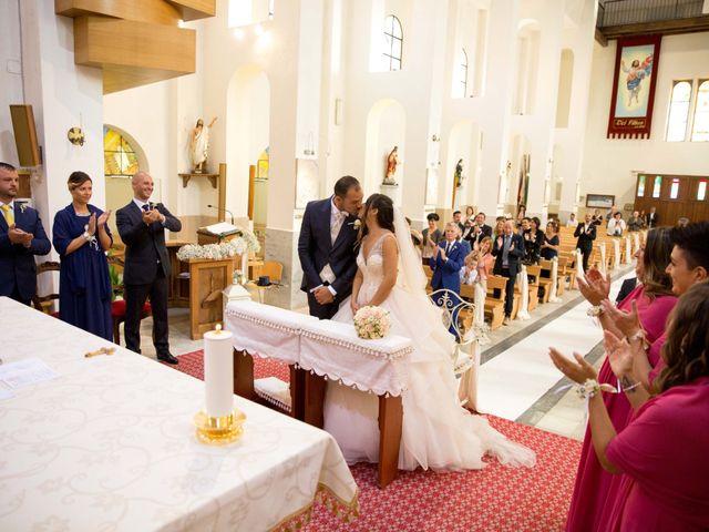 Il matrimonio di Riccardo e Silvia a Arzachena, Sassari 23