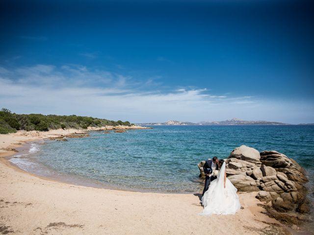Il matrimonio di Riccardo e Silvia a Arzachena, Sassari 27