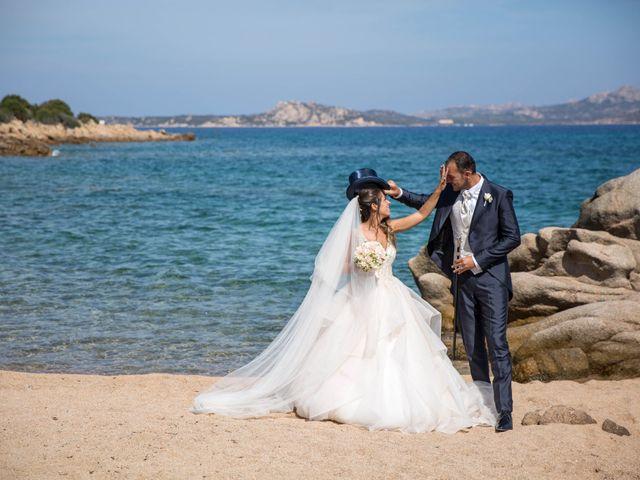 Il matrimonio di Riccardo e Silvia a Arzachena, Sassari 28
