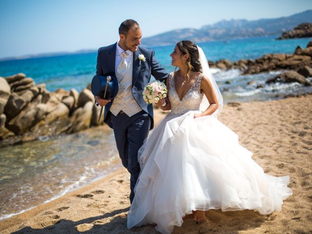 Il matrimonio di Riccardo e Silvia a Arzachena, Sassari 30