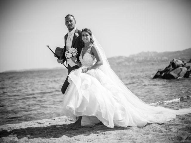 Il matrimonio di Riccardo e Silvia a Arzachena, Sassari 31