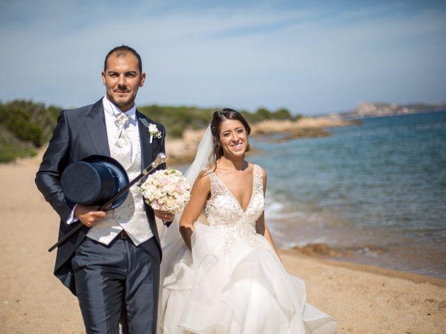 Il matrimonio di Riccardo e Silvia a Arzachena, Sassari 32