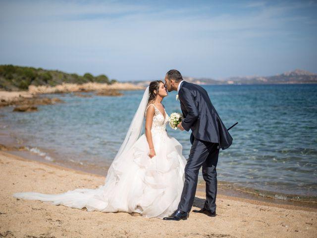 Il matrimonio di Riccardo e Silvia a Arzachena, Sassari 33