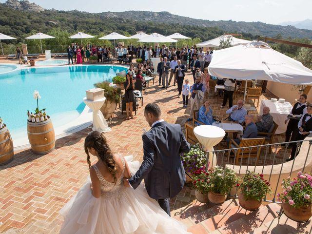 Il matrimonio di Riccardo e Silvia a Arzachena, Sassari 36