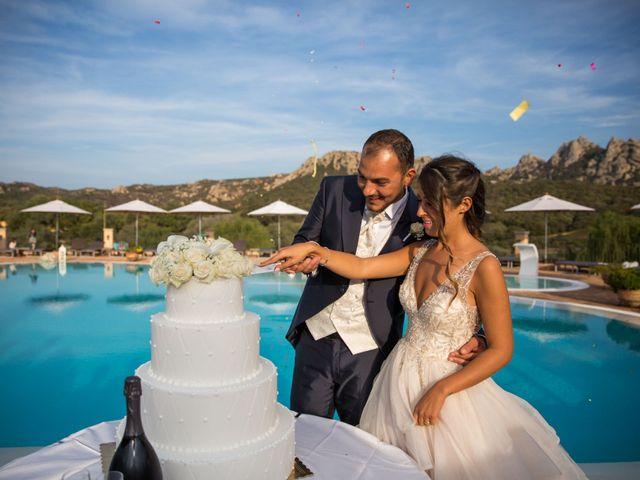 Il matrimonio di Riccardo e Silvia a Arzachena, Sassari 37