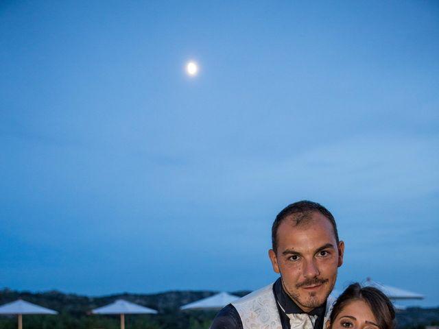 Il matrimonio di Riccardo e Silvia a Arzachena, Sassari 39