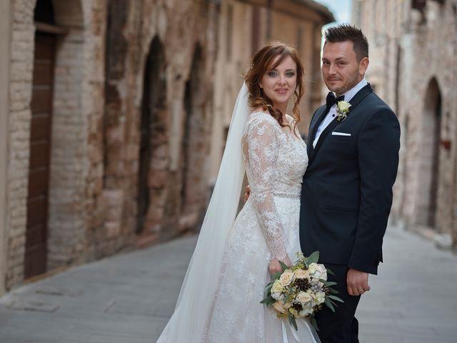 Il matrimonio di Luca e Ilenia a Trevi, Perugia 1