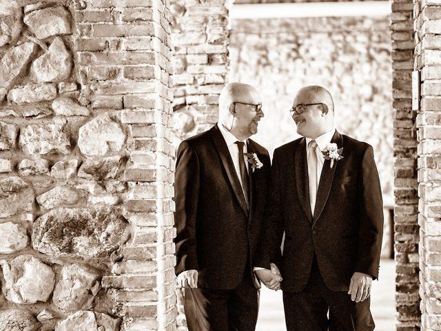 le nozze di Luigi e Paolo