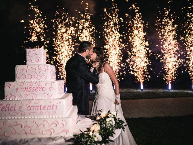 Le nozze di Erika e Fabio