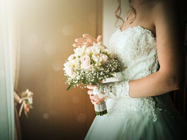 Il matrimonio di Giovanni e Valentina a Pietraperzia, Enna 25