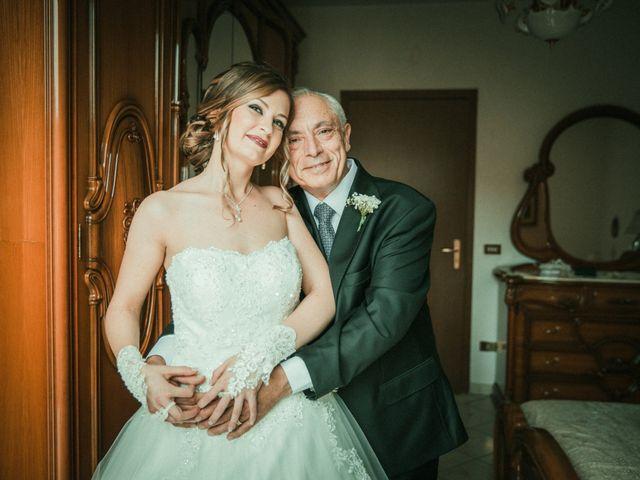 Il matrimonio di Giovanni e Valentina a Pietraperzia, Enna 27