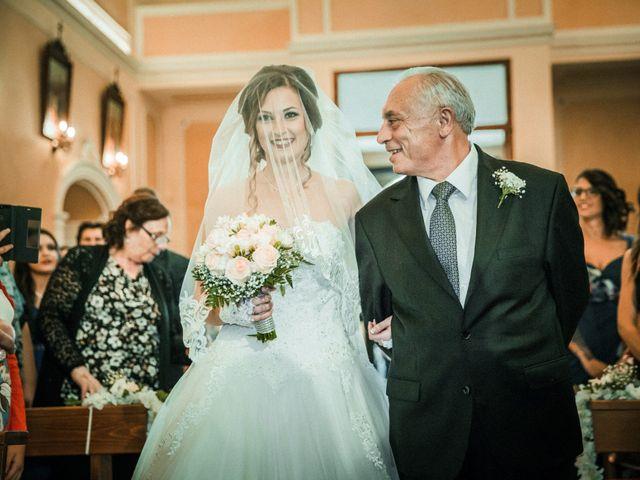 Il matrimonio di Giovanni e Valentina a Pietraperzia, Enna 39
