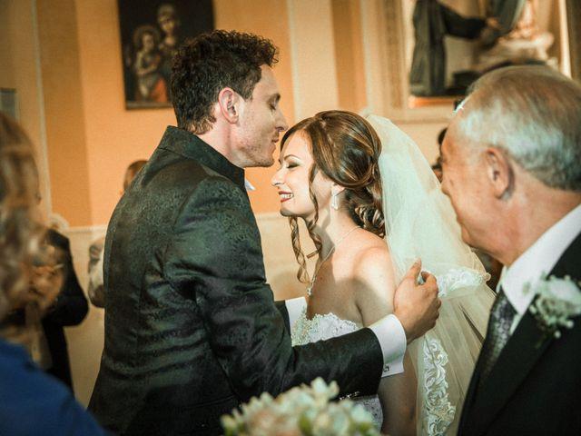 Il matrimonio di Giovanni e Valentina a Pietraperzia, Enna 40