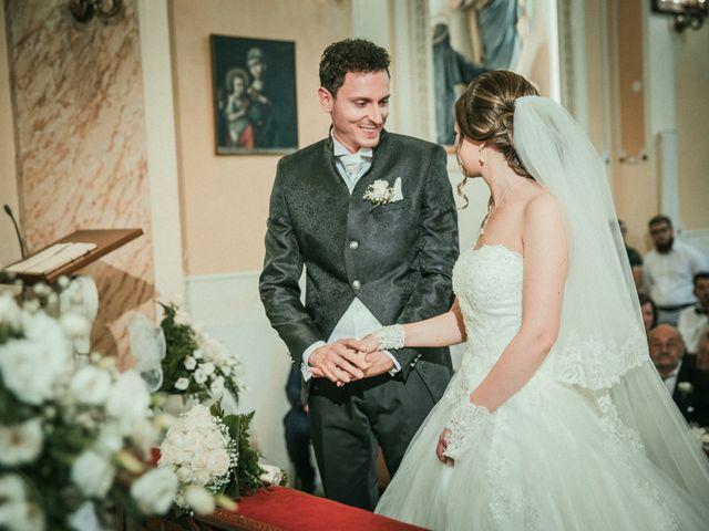 Il matrimonio di Giovanni e Valentina a Pietraperzia, Enna 41