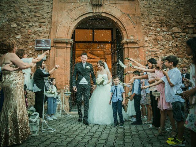 Il matrimonio di Giovanni e Valentina a Pietraperzia, Enna 43