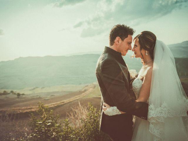 Il matrimonio di Giovanni e Valentina a Pietraperzia, Enna 46