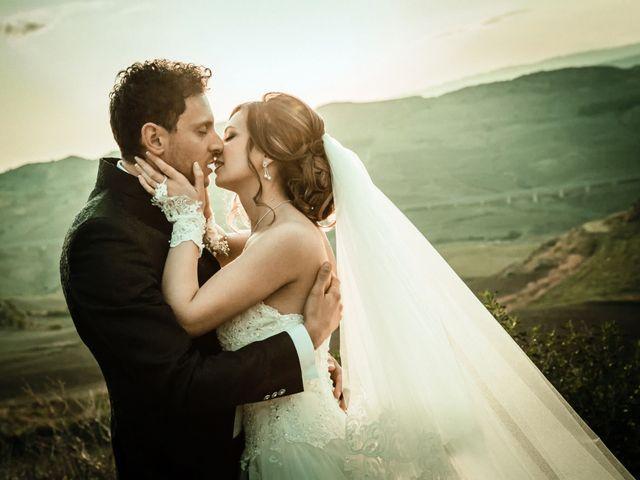 Il matrimonio di Giovanni e Valentina a Pietraperzia, Enna 48
