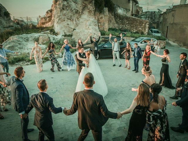 Il matrimonio di Giovanni e Valentina a Pietraperzia, Enna 50