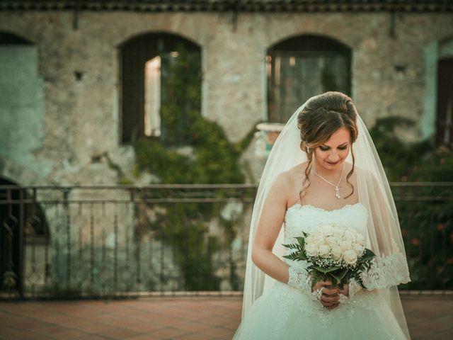 Il matrimonio di Giovanni e Valentina a Pietraperzia, Enna 51